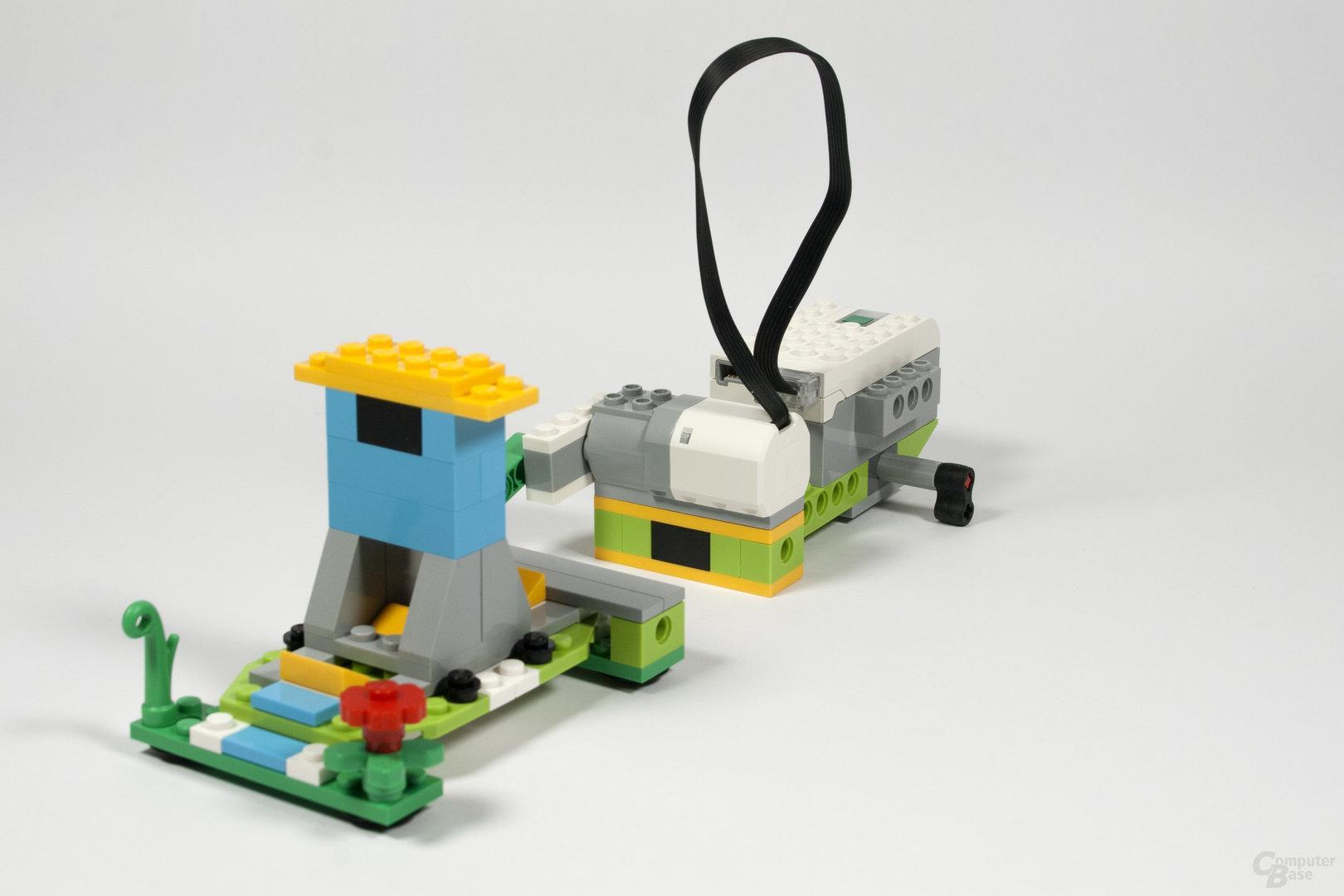 Lego WeDo 2.0 – Standfestigkeit
