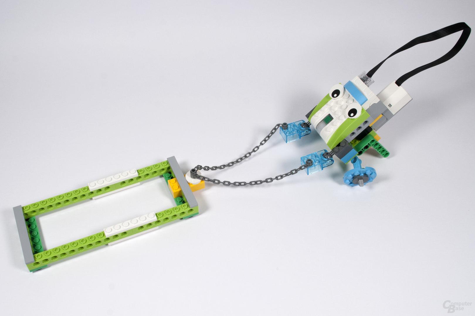 Lego WeDo 2.0 – Zugkraft