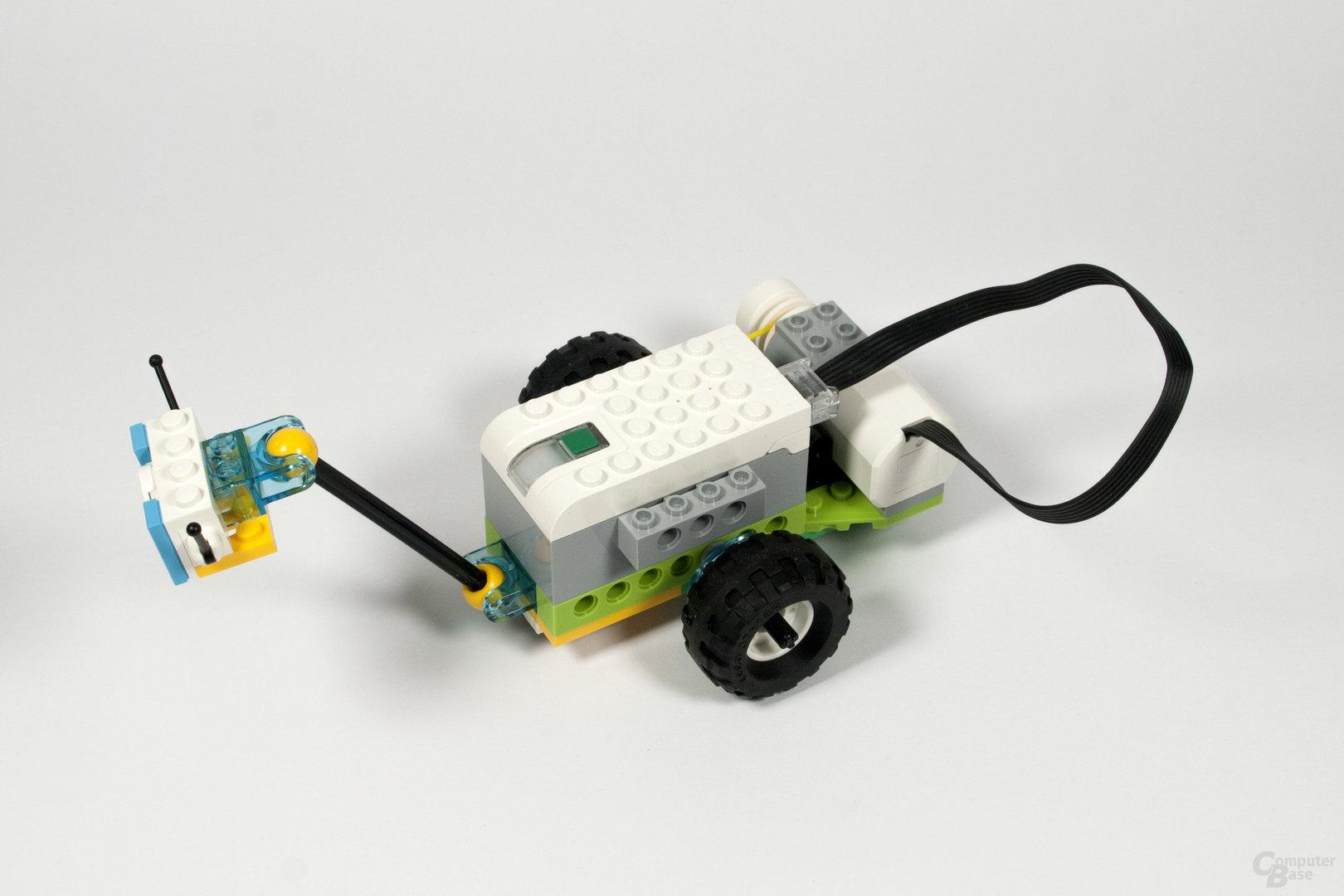 Lego WeDo 2.0 – Erste Schritte