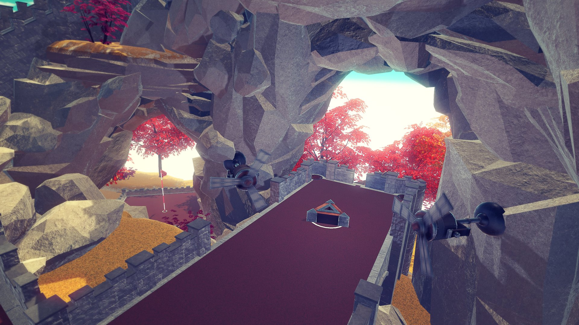 Cloudlands VR Minigolf