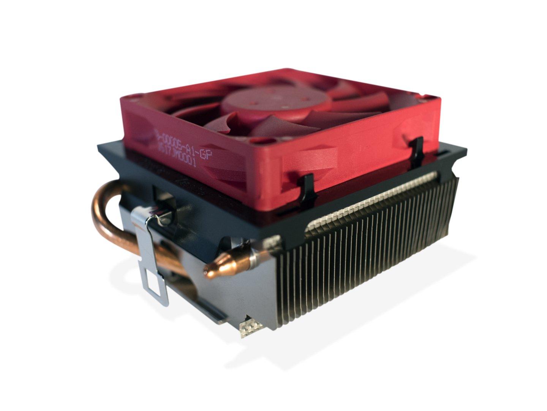 Der neue Kühler für 95 Watt
