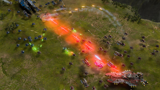 DirectX 12: Vollgas für AMD in der Beta von Ashes of the Singularity