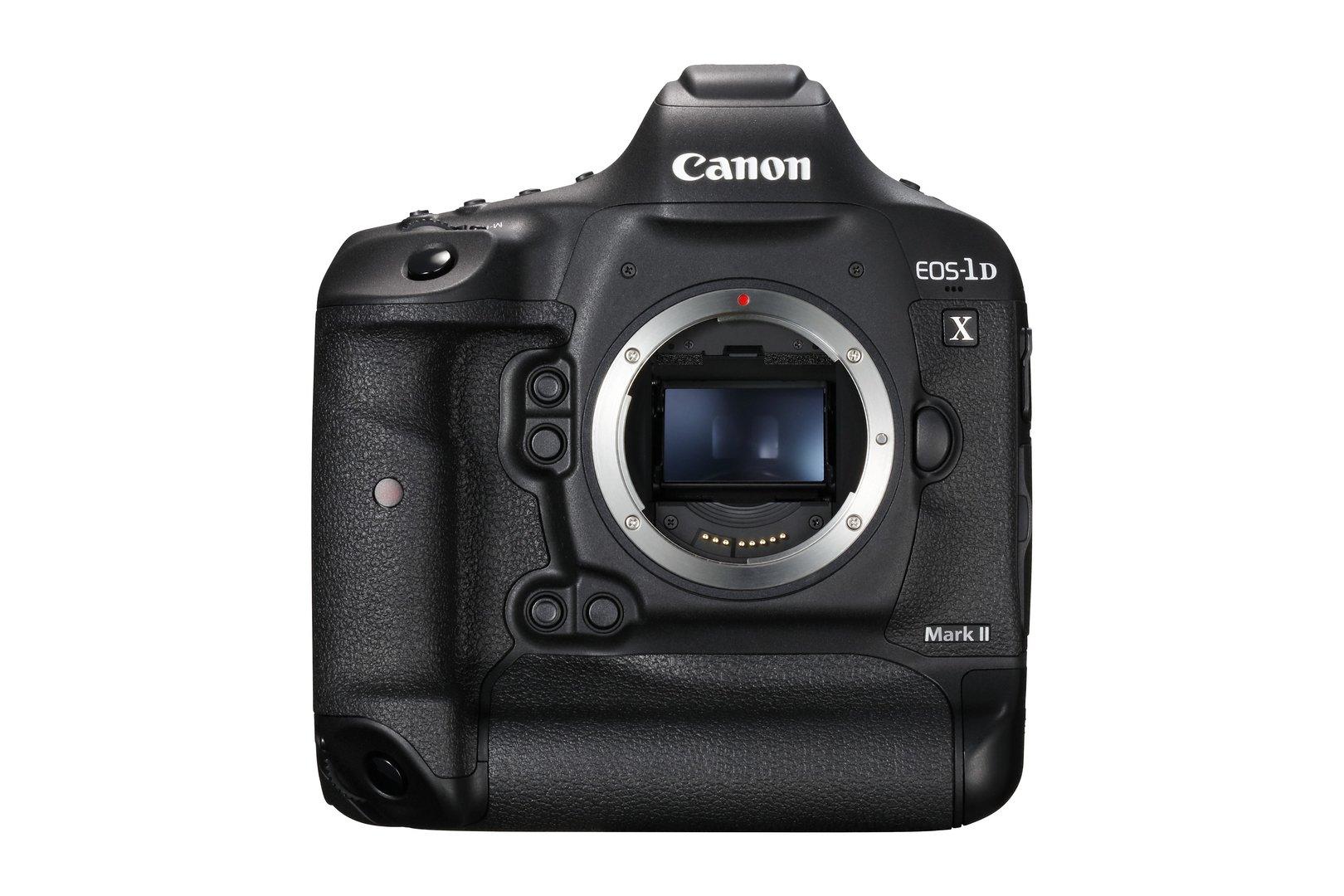 Canon EOS-1D X Mark II