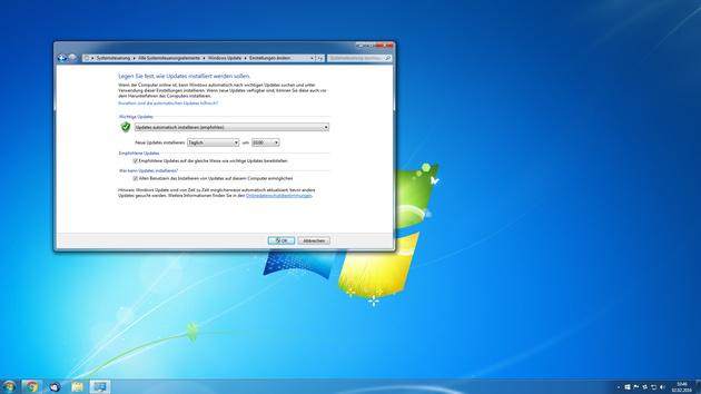 Windows Update: Windows 10 ist jetzt ein empfohlenes Update