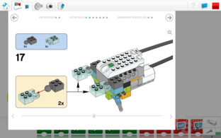 lego wedo 2 0 android app virtuelle bauanleitung bild 8 45 computerbase. Black Bedroom Furniture Sets. Home Design Ideas