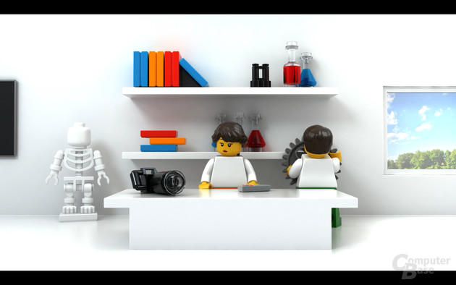 Lego WeDo 2.0 Android App – Max und Mia