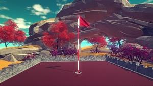 Cloudlands VR Minigolf: Wenn echtes Minigolf plötzlich seinen Reiz verliert