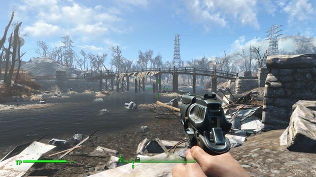Fallout 4 Patch 1.3: Benchmarks mit neuen Treibern und HBAO+
