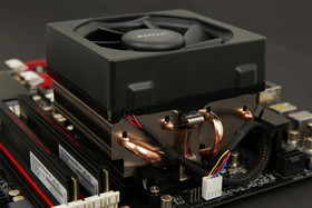 AMD Wraith Kühler für 125 Watt