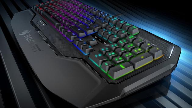 Roccat Ryos FX: Roccats mechanische RGB-Tastatur kostet 170 Euro