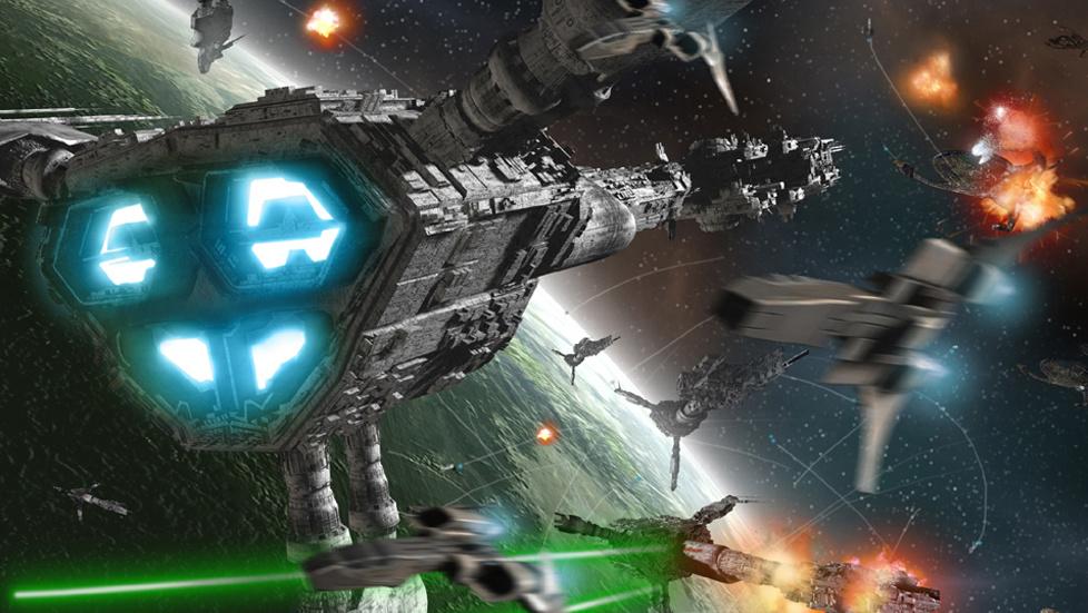 Nordic Games: Publisher sichert sich Rechte an Imperium Galactica