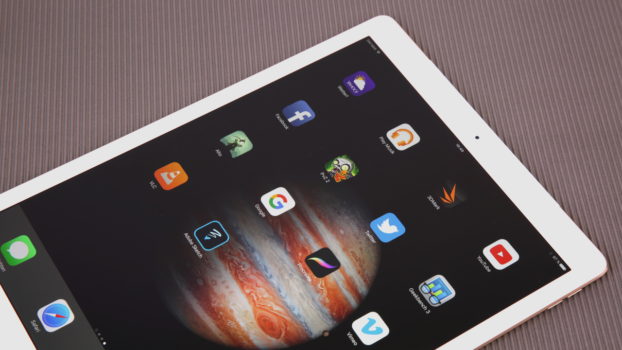 Tablets: iPad Pro erfolgreicher als Microsofts Surface-Serie