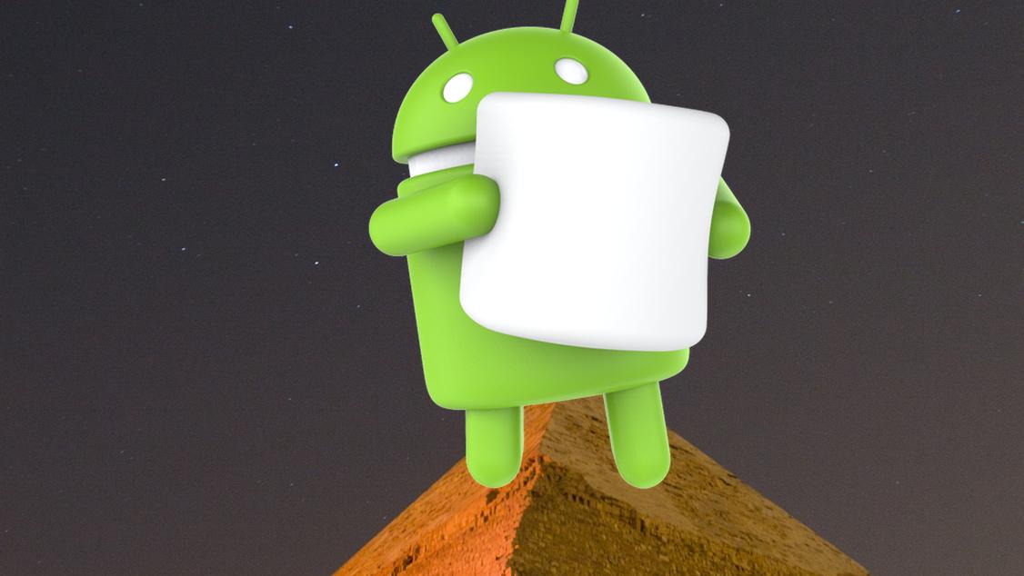 Google: Android 6.0 Marshmallow erst bei 1,2 Prozent Marktanteil