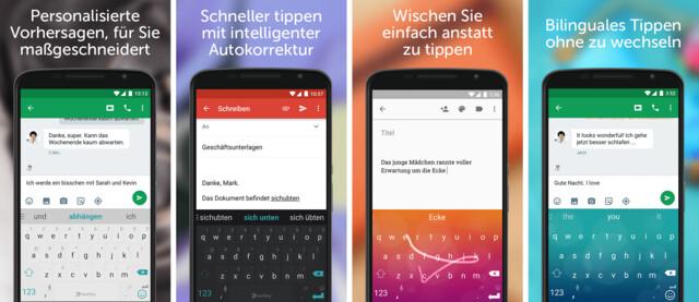 SwiftKey für Android