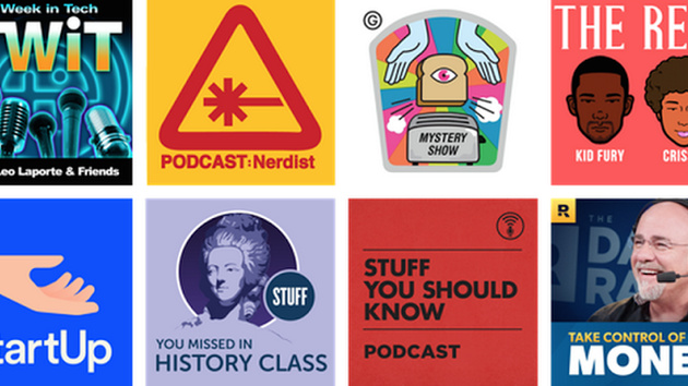 Google: Podcasts in Play Music für erste Nutzer freigeschaltet