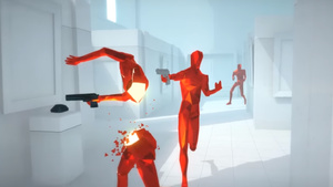 Superhot: Taktische Bullet-Time-Action kommt am 25. Februar