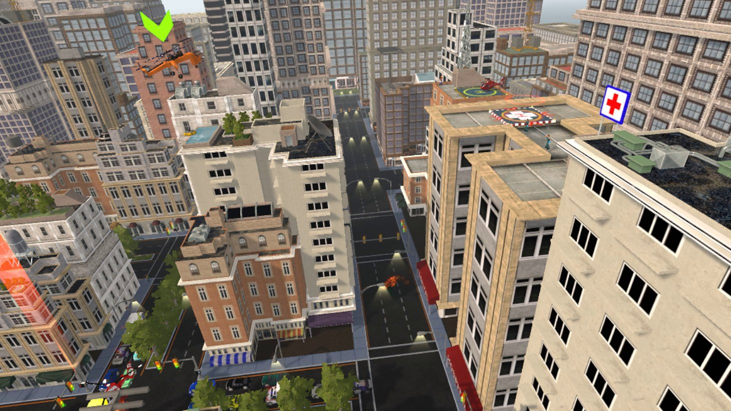 Final Approach – Metro-City Mission