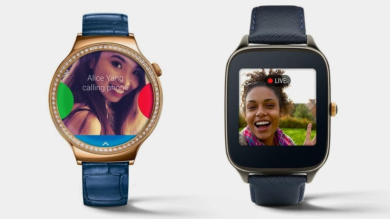 Smartwatches: Android Wear 1.4 verbessert Freihandbedienung