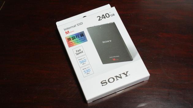 """SLW-M: Sonys interne 2,5""""-SSD setzt auf Phison S10 und A19nm TLC"""