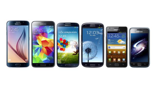 Samsung Galaxy S6 – Galaxy S