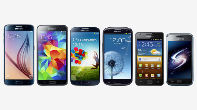 Samsung Galaxy S7: Was bisher geschah – vom ersten bis zum letzten Modell