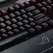 Asus RoG Horus GK2000: Tastatur mit Handyhalter und Neoprentasche