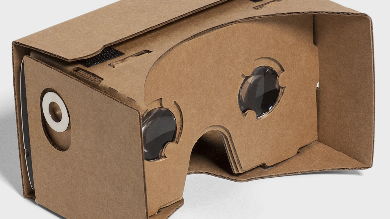 Nexus VR: Google soll VR in Android und Cardboard-Nachfolger planen