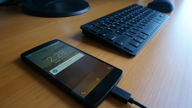 Maru: Continuum für Android per Custom-ROM fürs Nexus 5