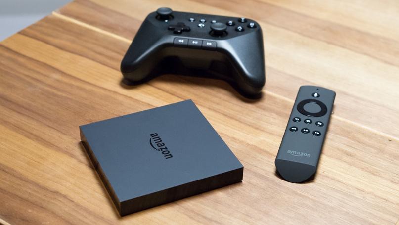 Fire OS 5: Erste Generation von Amazon Fire TV erhält Update