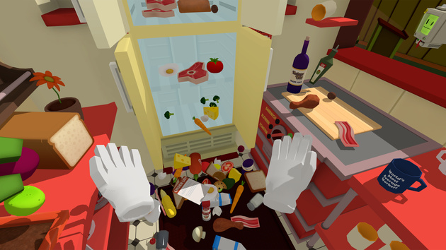 Steam VR Event: Kochen, Malen, Tüfteln und Tanzen in VR