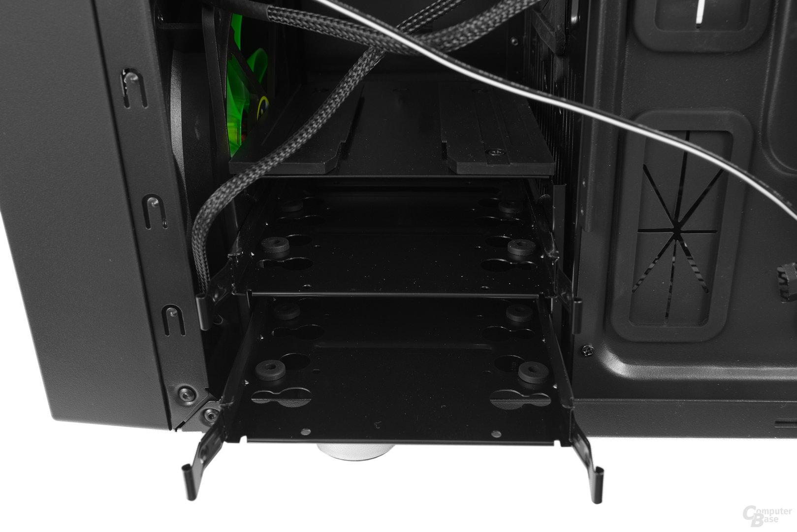 Nanoxia CoolForce 2 – Festplattenkäfig