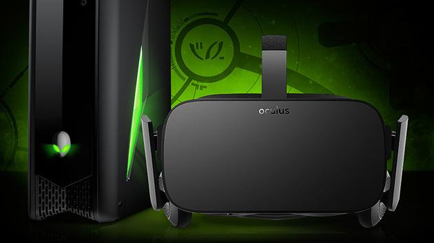 Oculus Rift: PC-Bundles mit VR-Brille starten bei 1.500 US-Dollar