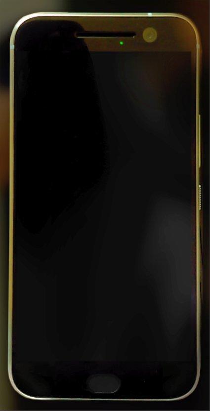 Mutmaßliches Foto des HTC Perfume