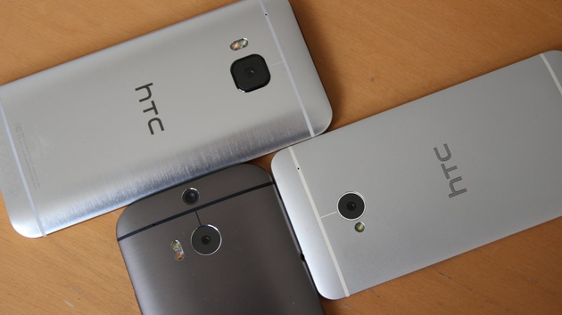 Perfume: HTCs Smartphone-Flaggschiff für 11. April erwartet