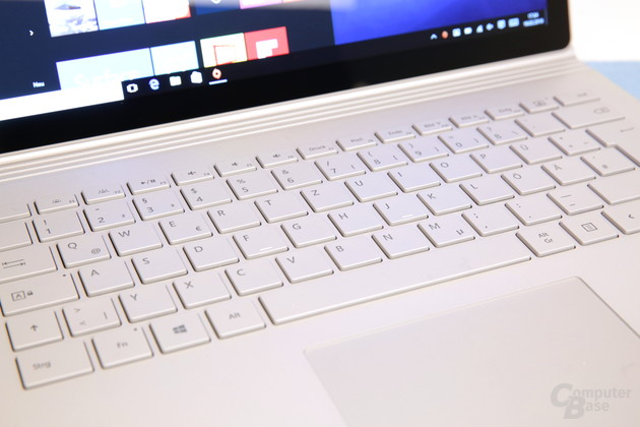 Tastaturbeleuchtung aus
