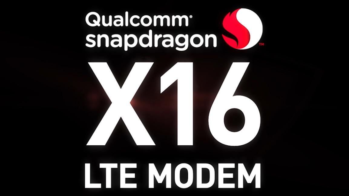 Qualcomm X16: Gigabit-Modem für LTE Advanced Pro als Brücke zu 5G