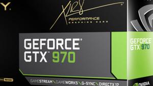 Preis: GeForce GTX 970 von PNY ab 299 Euro erhältlich