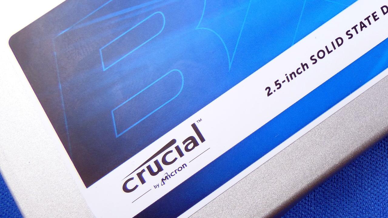 Micron/Crucial: SSDs mit 3D-NAND und SMI-Controller im ersten Halbjahr