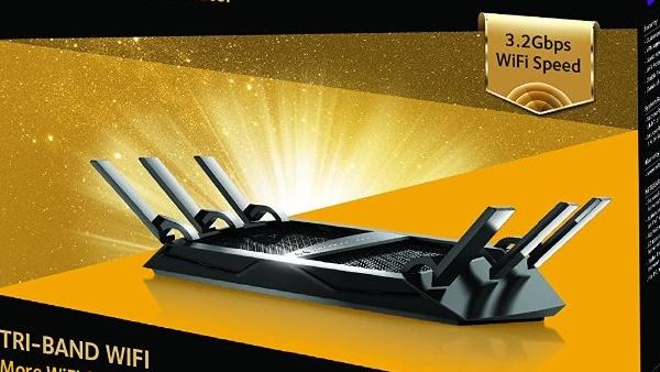 Netgear Nighthawk X8: Mit Link Aggregation und 5,3 Gbit/s über WLAN ab 461 Euro