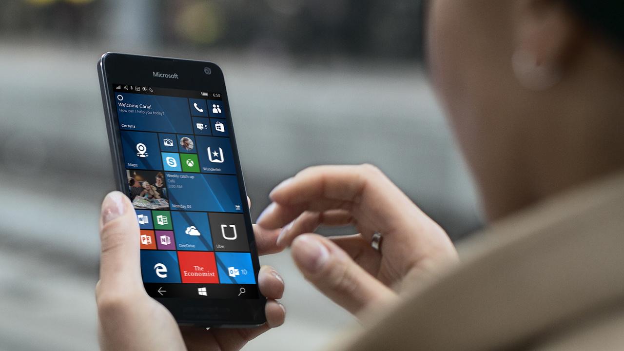 Microsoft Lumia 650: Das vierte Smartphone mit Windows 10 Mobile