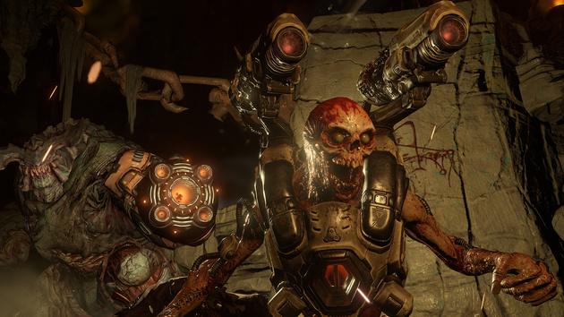 Doom: Singleplayer soll 13 Stunden Spielzeit bieten