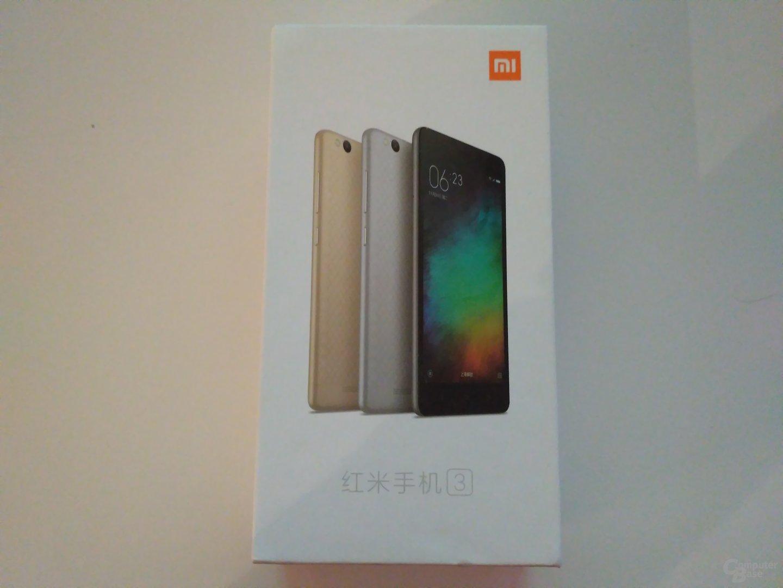 Xiaomi Redmi 3 im Test – Kunstlicht