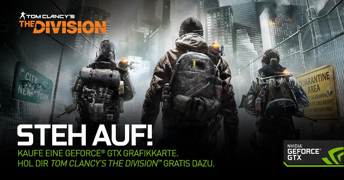 Nvidia und The Division