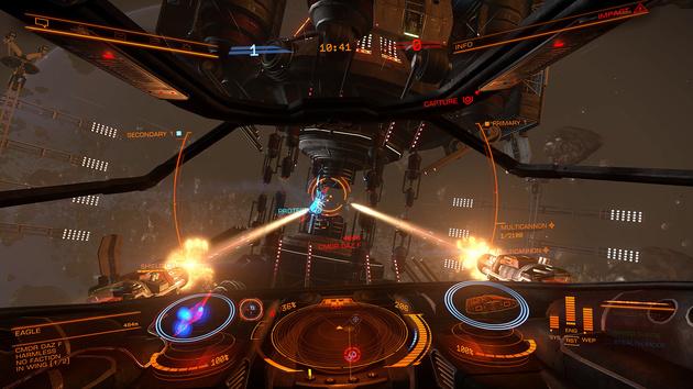 Elite Dangerous: Arena: PvP-Modus kostet als eigenständiges Spiel 6,75 Euro