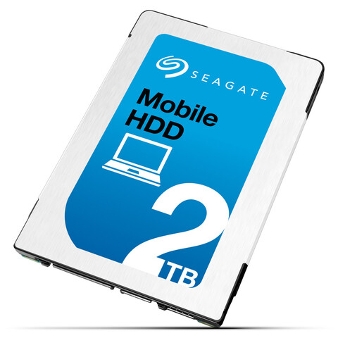 Seagate Mobile HDD mit 2 TB