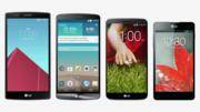 LG G5: Ein Rückblick auf vierJahre G‑Serie vor dem MWC