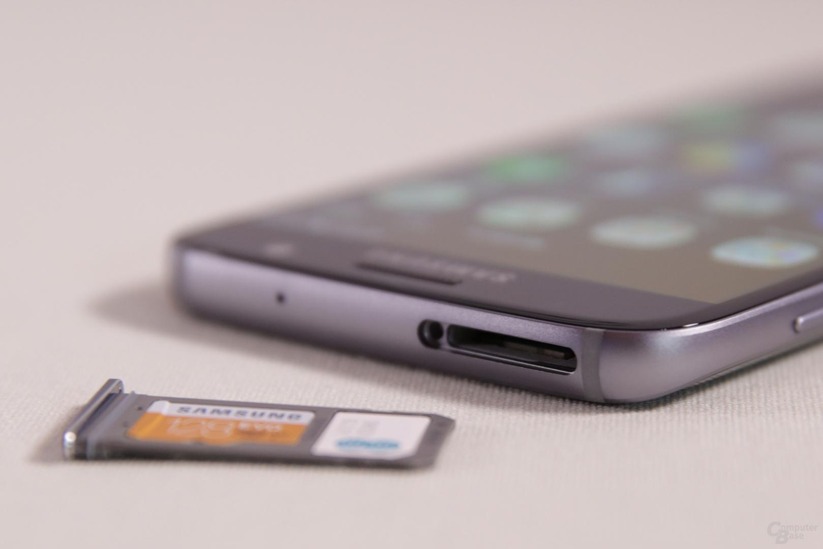 Die Speichererweiterung per microSD-Karte ist zurück