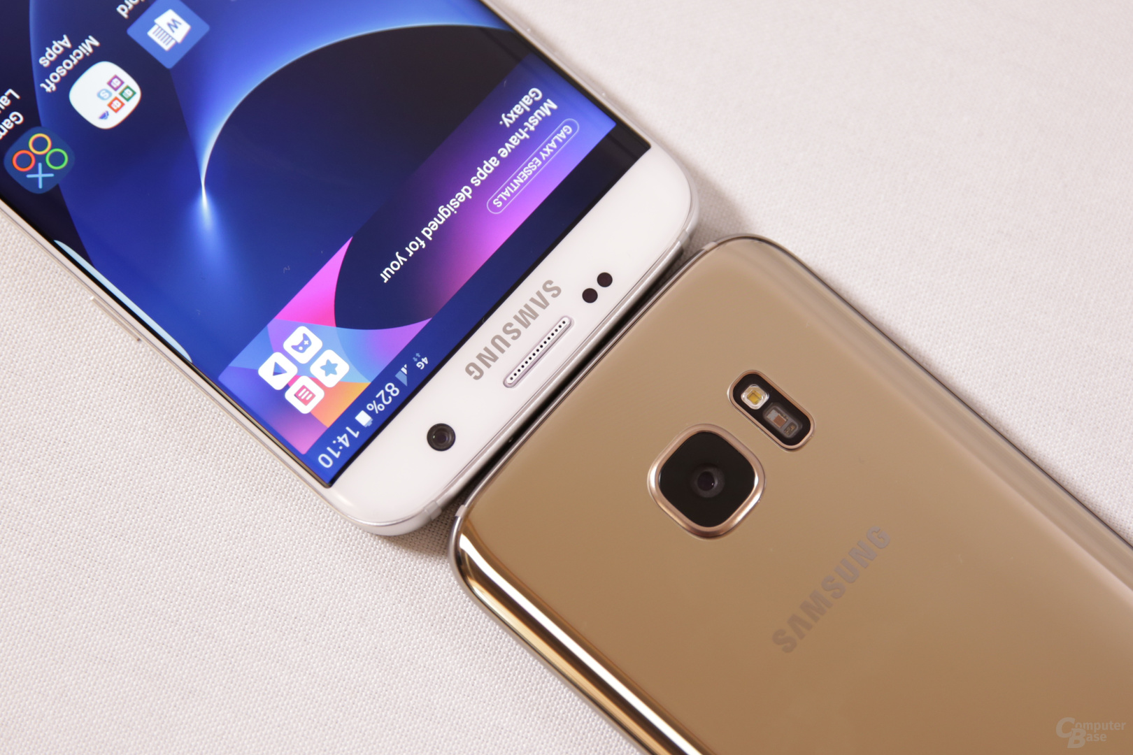 Galaxy S7 edge und Galaxy S7