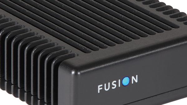 Fusion PCIe Flash Drive: Externe SSD mit über 2.000 MB/s dank Thunderbolt 3