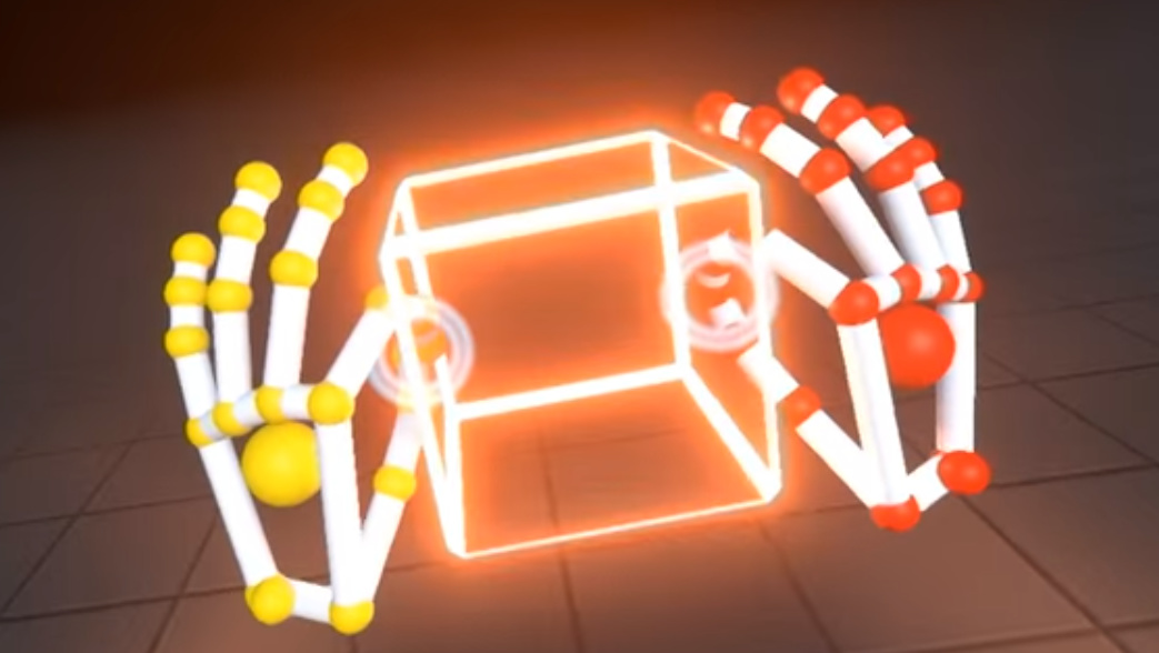Project Orion: Leap-Motion-Steuerung soll VR-Headsets erobern